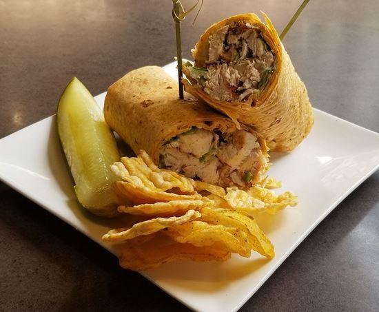 Picture of Chicken Caesar Wrap